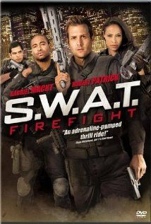 SWAT Firefight