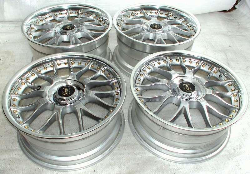Imperi Genesis 18 8J 9J 5x114 / 4x114.3 alloy wheels rims