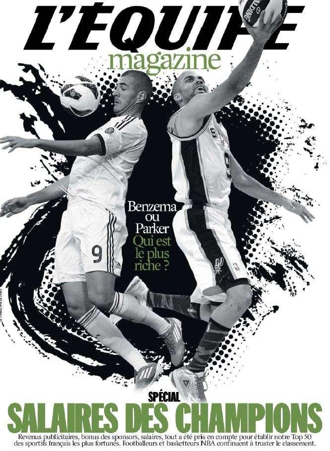 L'Equipe Magazine N°1599 - 9 Mars 2013