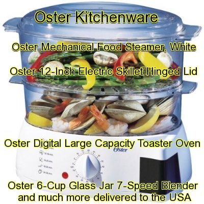 oster steam cooker click here