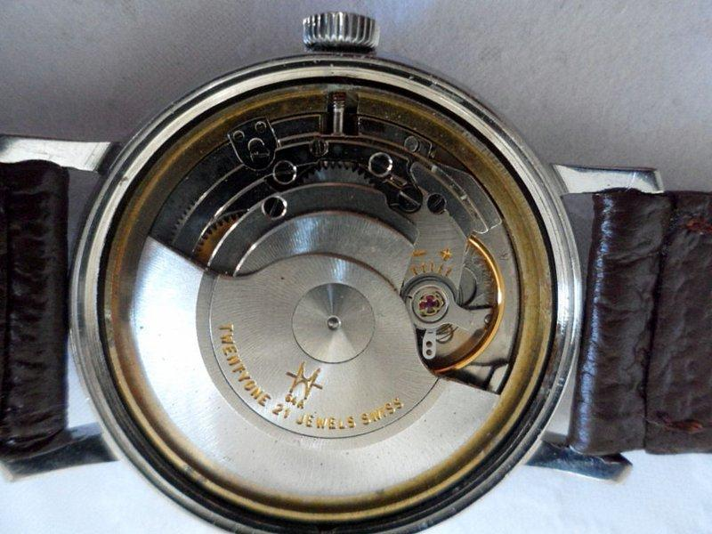 Datowanie zegarków Benrusa